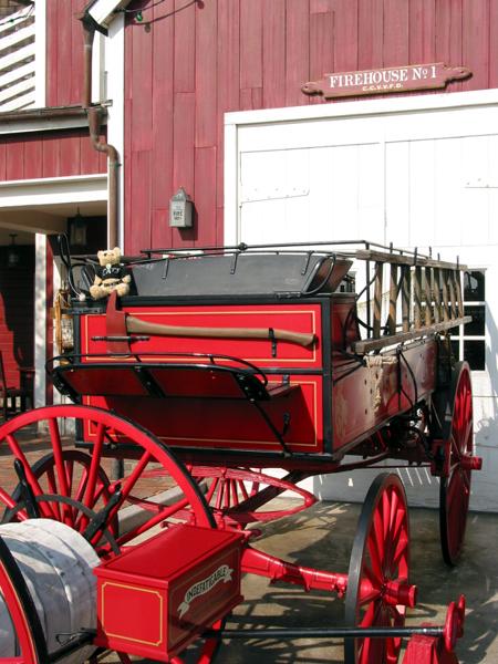 020:消防馬車